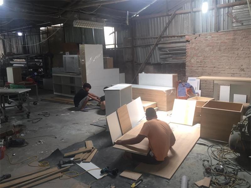 Xưởng đóng đồ gỗ giá rẻ tại quận Thủ Đức chuyên gia công nội thất uy tín