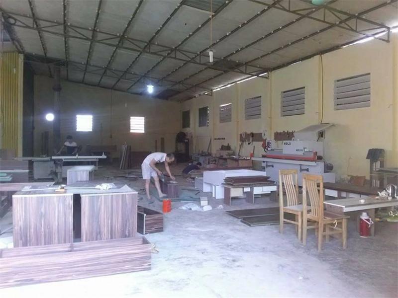 Xưởng mộc giá rẻ chất lượng tại quận 2 Tp.HCM
