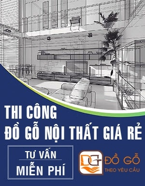 dong tu bep go